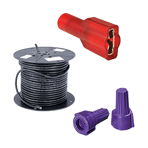Wire, Cable & Connectors