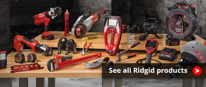 See all Ridgid products