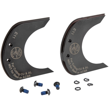 Klein Tools Replacement Blades for Cu / Al Closed-Jaw Cutter BAT20GD4BAC