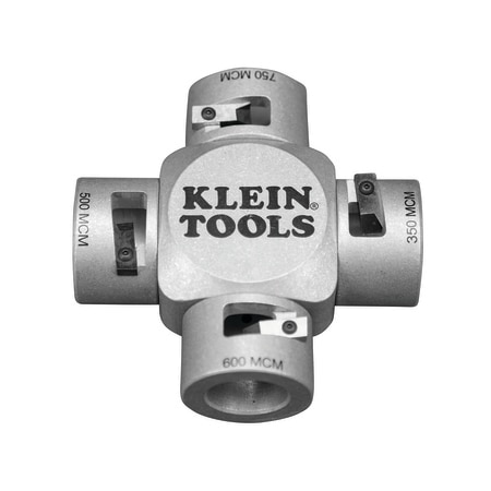 """Klein Tools 4.656"""" Cable Stripper, Large, 750 -350 kcmil 750-350 MCM 21050"""