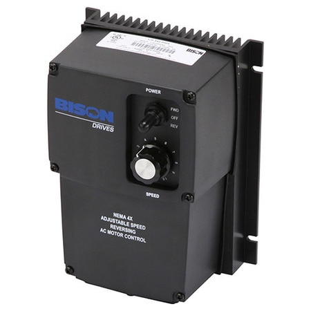 Bison Isolated PWM AC Drive, 15/230ACV 170-543-0004