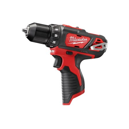 """Milwaukee Refurbished M12 3/8"""" Drill/Driver-Recondition 2407-80"""
