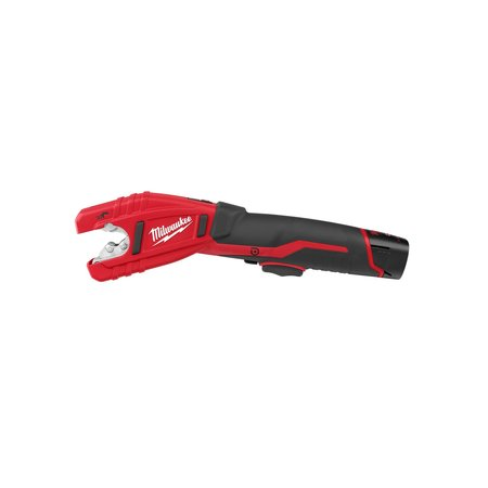Milwaukee M12 Cordless Lithium-Ion Copper Tubing Cutter Kit 2471-21