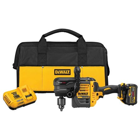 Dewalt 1/2 in,  60V DC Cordless Drill,  Battery Included DCD460T1