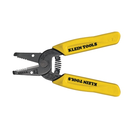 Klein Tools 6 1/4 in Wire Stripper 30 to 22 AWG 11047