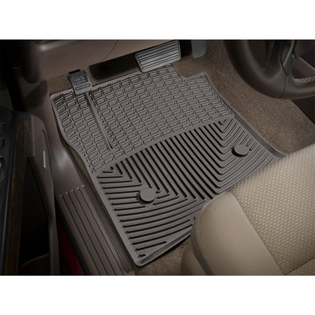 Weathertech Front Rubber Mats/Cocoa, W292CO W292CO