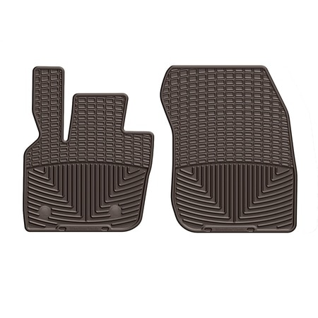 Weathertech Front Rubber Mats/Cocoa, W404CO W404CO