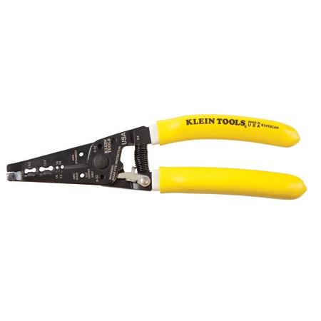 Klein Tools 7 3/4 in Cable Stripper K1412CAN