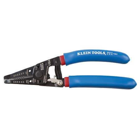 Klein Tools 7 1/8 in Curved Wire Stripper 11057