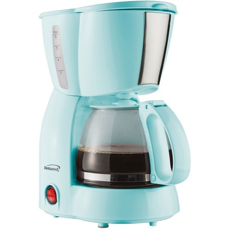 Black BRENTWOOD APPLIANCES TS-213BK Brentwood Appliances 4-Cup Coffee Maker
