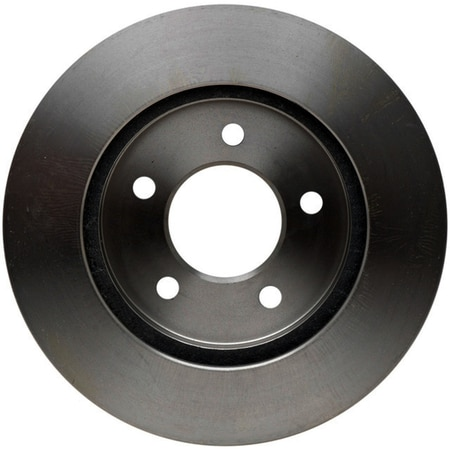 Acdelco Front Brake Rotor,   18A822 18A822