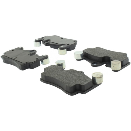 Centric Parts 104 09780 39 27 Disc Brake Pad Set 104 09780 Zoro Com