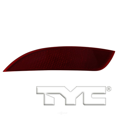 Tyc Reflector Assembly 2016-2017 Ford Focus 2.3L,  17-5592-00-1 17-5592-00-1