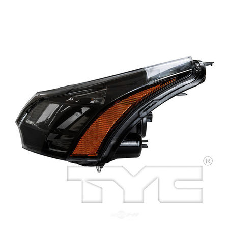 Tyc Headlight Assembly 2009-2011 Ford Focus 2.0L,  20-6918-90-1 20-6918-90-1
