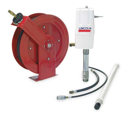 Lincoln Oil Pump Transfer System, Air-Operated 4265