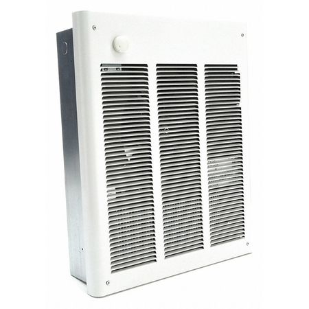 Dayton Recessed Electric Wall-Mount Heater,  Recessed or Surface,  3000/1500 W 3UF59