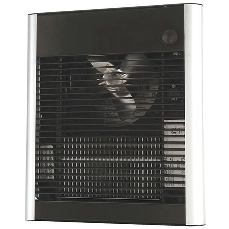 Dayton Recessed Electric Wall-Mount Heater,  Recessed or Surface,  1000 W 2HAC4