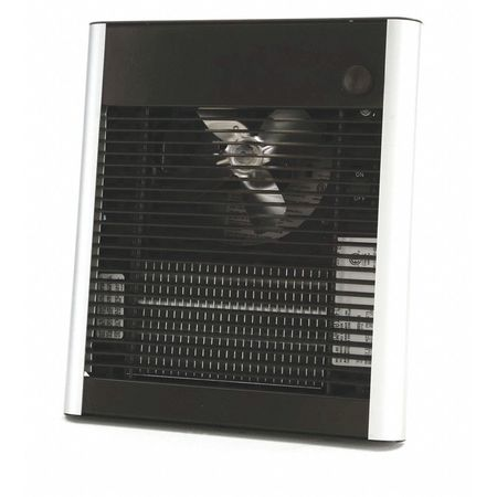 Dayton Recessed Electric Wall-Mount Heater,  Recessed or Surface,  1500 W 2HAC5