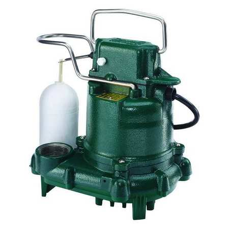 Zoeller Mighty-Mate 3/10 HP 1-1/2