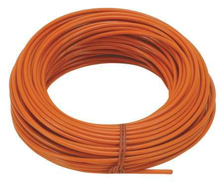 Dayton Cable, 1/16 In, L100Ft, WLL96Lb, 7x7, Steel 2VJV7