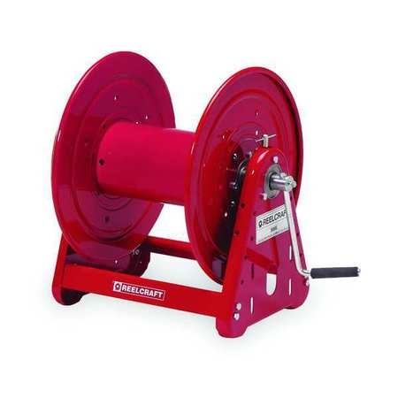 Reelcraft 425 ft. 16/3 Cord Storage Reel 0 Outlets CA30106-CS