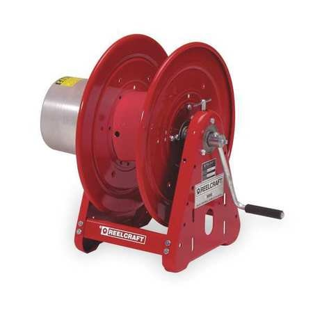 Reelcraft 200 ft. 10/3 Extension Cord Reel 30 Amps 0 Outlets 600VAC Voltage LC312 103