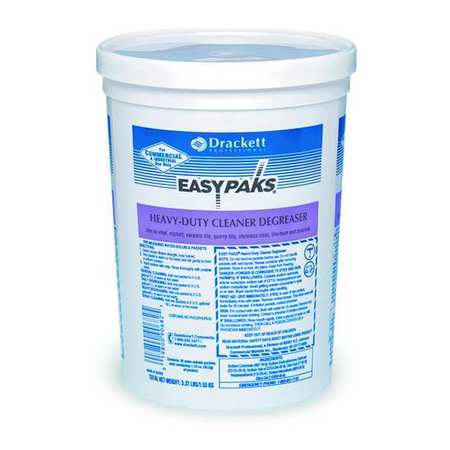 Diversey Powder 1.5 oz. Cleaner and Degreaser,  Packet ,  PK2 990682