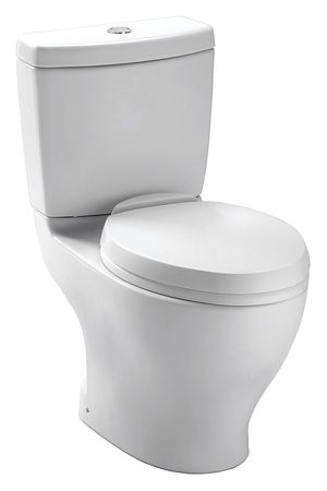 TOTO Toilet Tank, Gravity Fed Dual Flush 1 6/0 9 gpf, Top Button