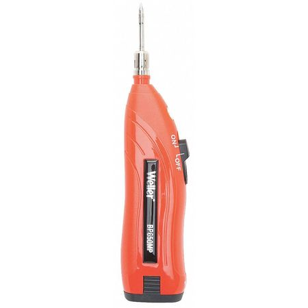 Weller Soldering Iron, Battery Powered, Conical BP650MP