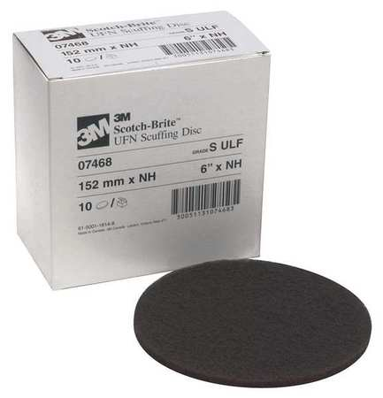 Surface Conditioning Disc, 6 in , PK10