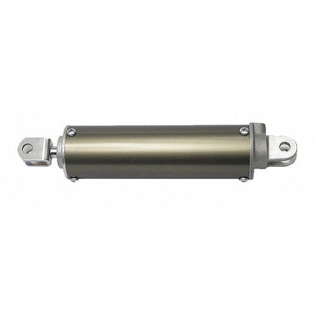 Velvac Air Cylinder,  2 1/2 in Bore,  6 3/4 in Stroke,  Single Acting 100101
