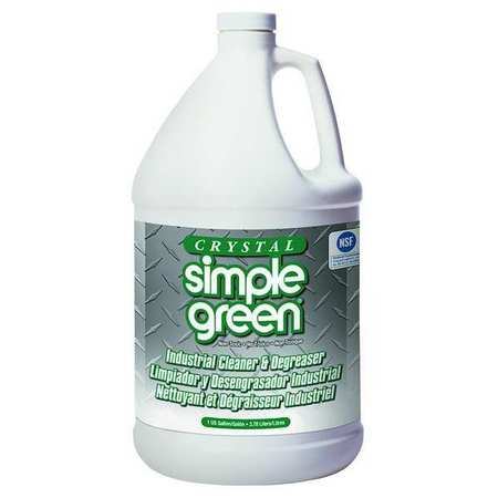 Simple Green Liquid 1 gal. Cleaner and Degreaser,  Jug 0610000619128