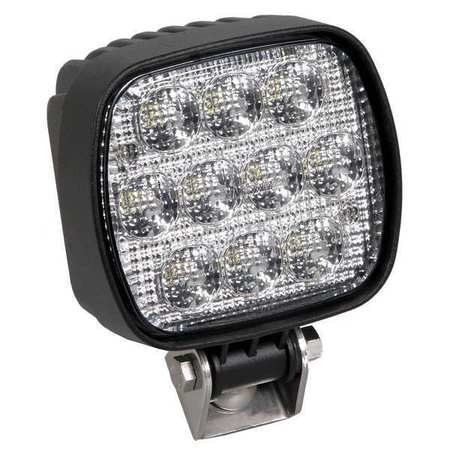 Maxxima Work Lamp 10 Led 4 In Square Mwl 16 Zoro Com