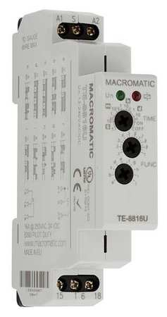 297763-G6094697- Macromatic Time Delay Relay Wiring on