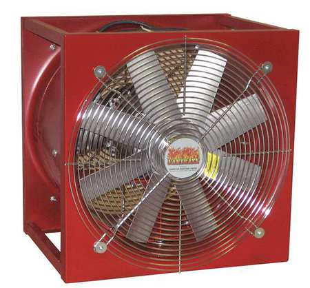 Explosion Proof Fan >> Portable Fan Explosion Proof 24 In