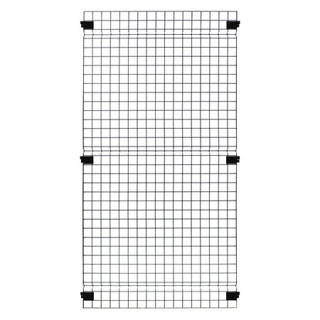 Velox Wire Partition Panel, 22 In x 66 In X02266