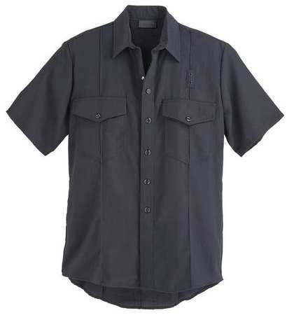 """Workrite Flame Resistant Collared Shirt,  Navy,  Nomex(R),  50"""" FSF2NV 50 00"""