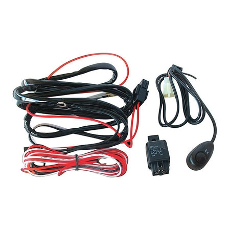 Harness Wiring Kit, Switch/Relay/Fuse on wire sleeve, wire clothing, wire connector, wire ball, wire leads, wire holder, wire antenna, wire cap, wire lamp, wire nut,