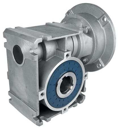 Speed Reducer, Right Angle, 56C, 100:1