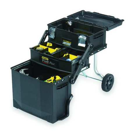 Stanley FATMAX® 4-in-1 Mobile Tools and Parts Work Station Organizer 020800R