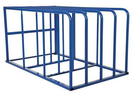 Vertical Sheet Rack, 50In Wx44In H