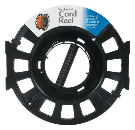 Southwire Company 150 ft. 16/3 Cord Storage Reel 0 Outlets 120VAC Voltage 82870