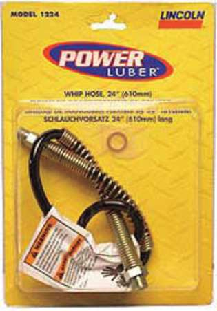 Lincoln Hose Extension, PowerLuber,  24 In 1224