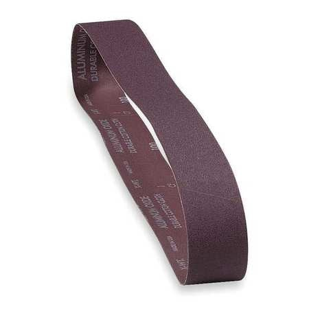 "6"" x 48"" Coated Sanding Belt 120 Grit"