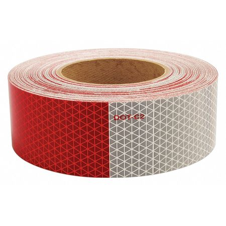Oralite Reflective Tape, Truck and Trailer Type 18804