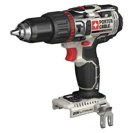 Porter Cable 20V MAX* Cordless Hammer Drill (Tool Only) PCC620B