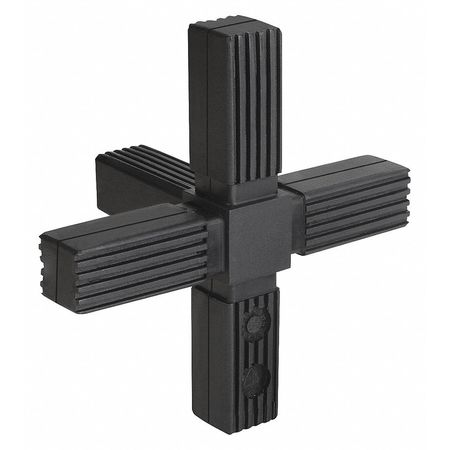 Connector for Square Tube, 5 Way