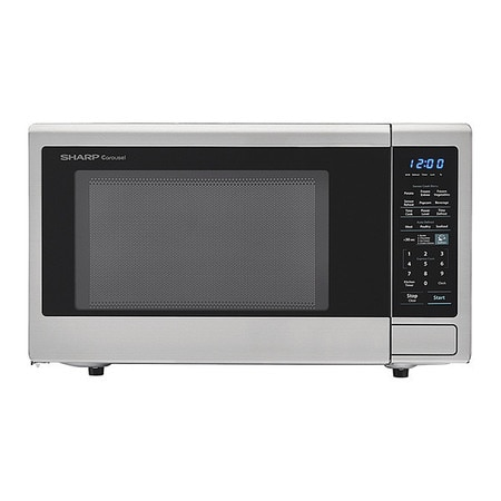 193 8 Countertop Microwave Oven 1100w