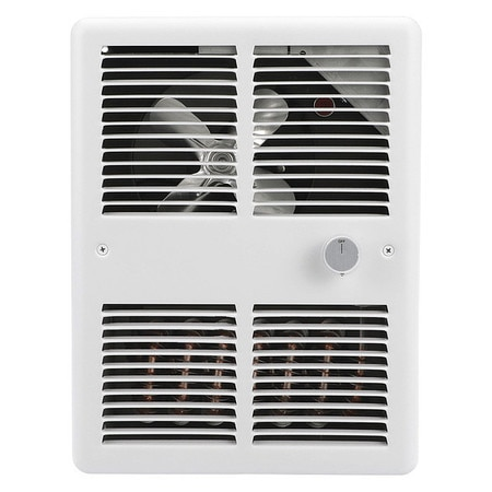Markel Products E3215trpw 164 55 Recessed Electric Wall Mount Heater Recessed Or Surface 1500 W Zoro Com