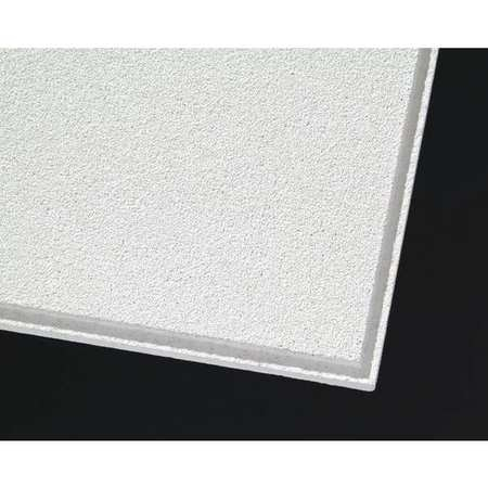 Armstrong Mesa Ceiling Tile,  24 in W x 24 in L ,  PK12 681